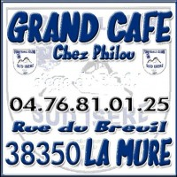 Bar Grand Café chez Philou à La Mure