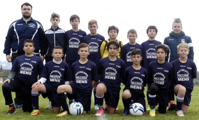 Equipe B U13 FCSI