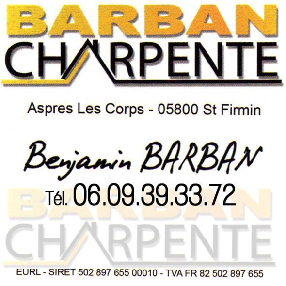 Barban Charpente à Corps