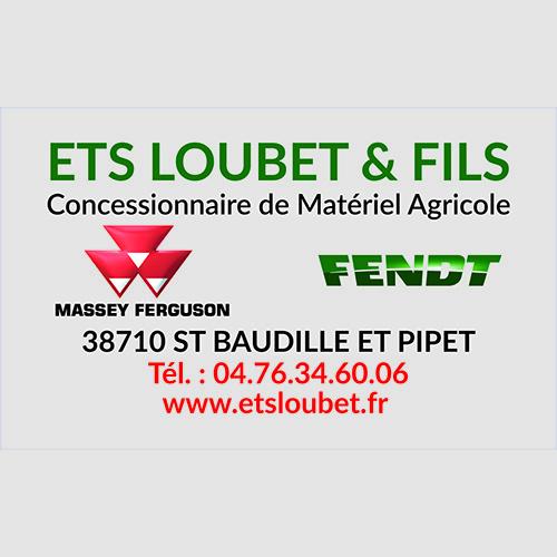 Ets Loubet & Fils - Saint Baudille et Pipet